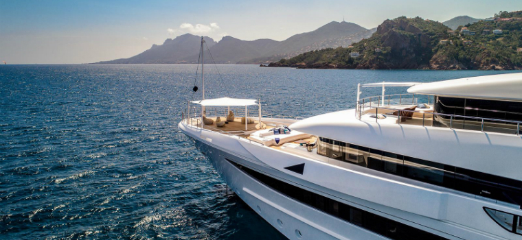featured luxury superyachts Luxury Superyachts: Be Enchanted by 9 Cloud Superyacht Sky-High Luxury featured