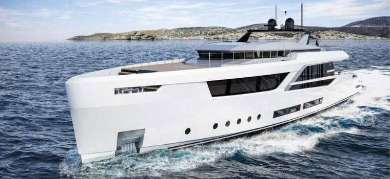 Luxury Yachts Be Marveled by Two Unbelievable Baglietto V-Line Luxury Yachts featured 4