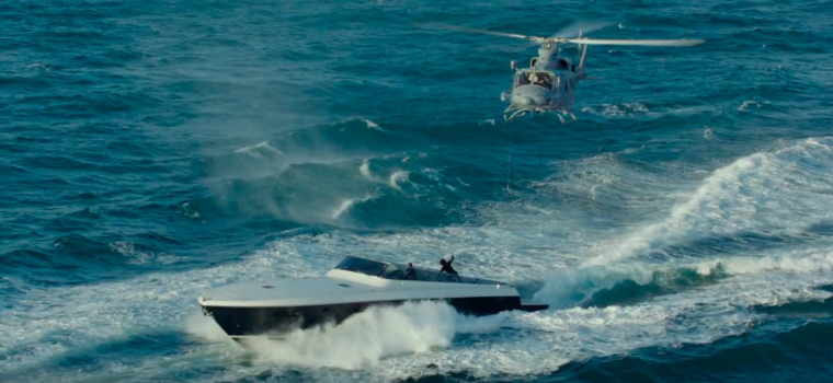 Luxury boats Luxury Boats Captured On Famous Films: Itama 62 in American Assassin featured 11