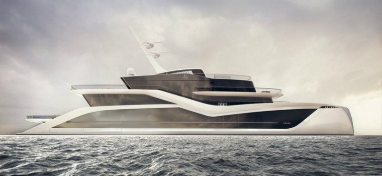 Luxury Superyachts Be Amazed by the Most Intriguing Luxury Superyachts Released in 2017 featured 4