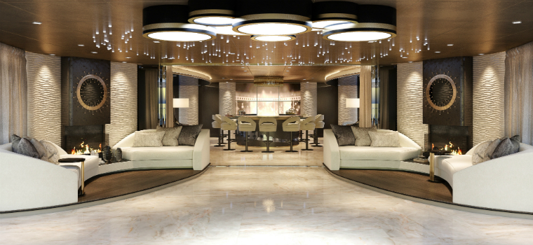 Yacht Interiors FM Architettura's Incredible Approach to Designing Yacht Interiors featured