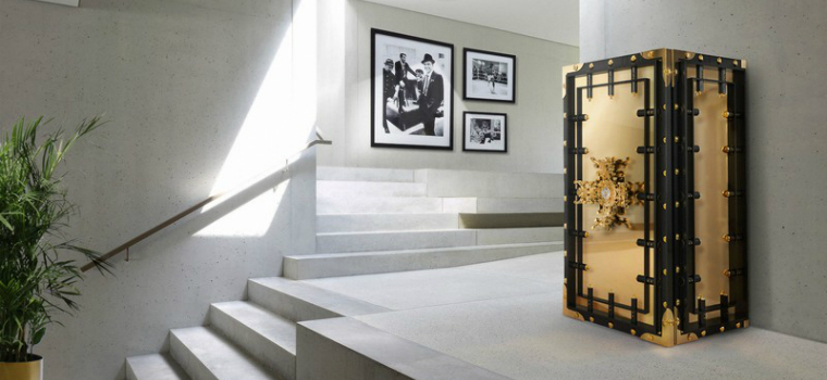 luxury safes Luxury Safes Edition: The Impenetrable Knox Family by Boca do Lobo featured 1