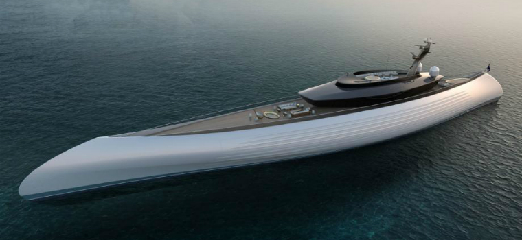 yacht designs 6 Progressive and Outlandish Yacht Designs Imagined in 2018 featured 2