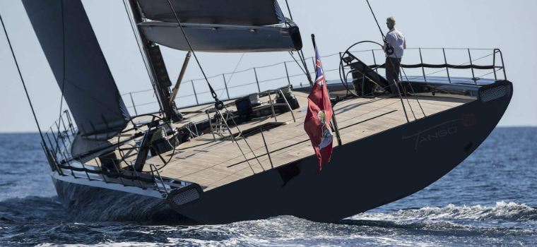 wally yachts Wally Yachts' Tango Receives the Honorable ADI Compasso D'Oro Award featured 2