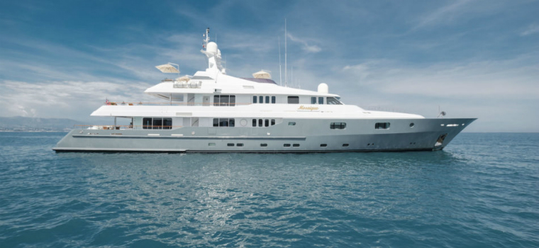 Luxury Yachts Be Amazed by 9 of the World's Most Stylish Luxury Yachts and Sailboats featured 4
