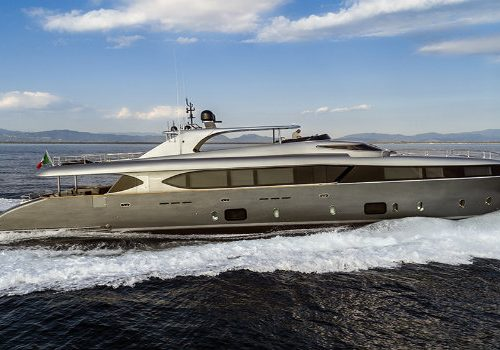 Meet Sands: one of the new Camper & Nicholsons charter yacht charter yacht Meet Sands: one of the new Camper & Nicholsons charter yacht Destaque 500x350