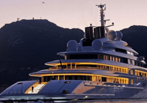 Meet 5 of the World's biggest private yachts of 2018 biggest private yachts Meet 5 of the World's biggest private yachts of 2018 destaque 500x350