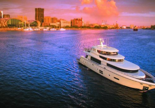 Johnson Yachts Launches Luxury Superyacht for its 30th Anniversary Johnson Yachts Johnson Yachts Launches Luxury Superyacht for its 30th Anniversary featured 500x350