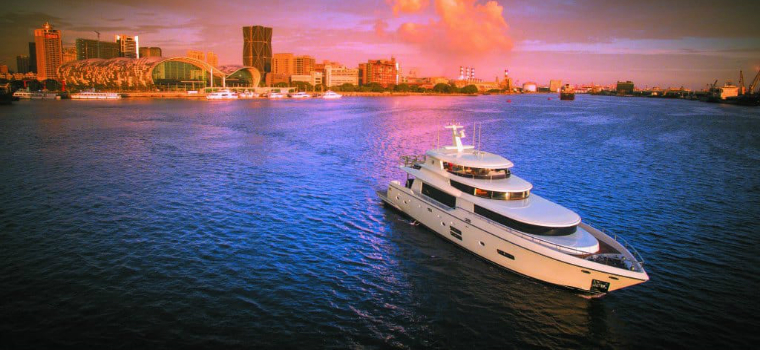 Johnson Yachts Johnson Yachts Launches Luxury Superyacht for its 30th Anniversary featured