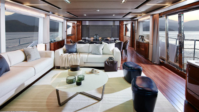 Interior Design Trends The Ultimate Yacht Interior Design Trends for 2019 DESTAQUE 14