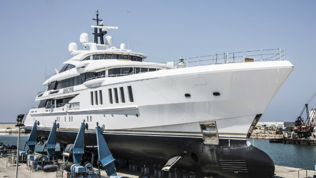 Benetti Fast and comfortable: it's Spectre the new superyacht by Benetti DESTAQUE 2