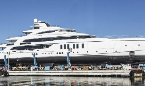 These are some of the most notable new yachts launched in 2018 yachts These are some of the most notable new yachts launched in 2018 DESTAQUE 5 500x298