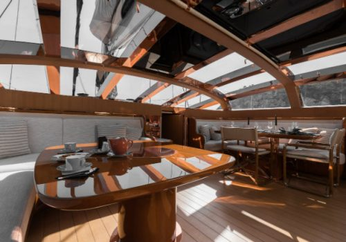 Have a look inside the wonderful superyacht Ribelle superyacht Ribelle Have a look inside the wonderful superyacht Ribelle DESTAQUE 11 500x350