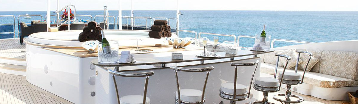 best superyacht bars See the top 7 best superyacht bars you'll ever see FEATURE 6