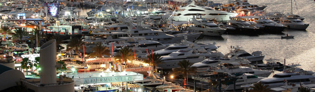 dubai international boat show Dubai International Boat Show 2019: what we know so far FEATURE 13