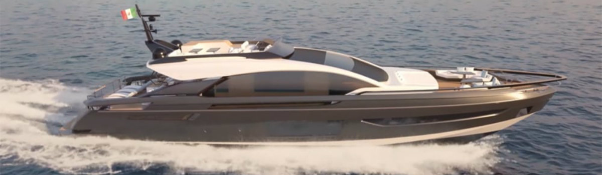 Azimut Grande S10 Meet the new Elegant and Sporty Azimut Grande S10 FEATURE 25