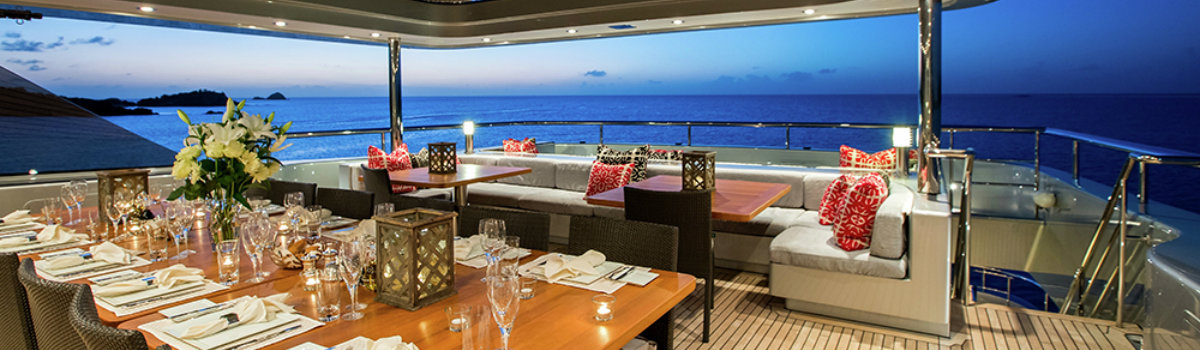 slipstream Slipstream: the perfect Superyacht Charter for Spring Break FEATURE 31