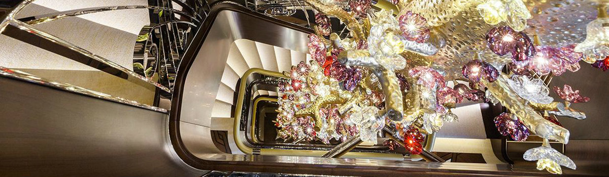 best superyacht staircases Have a look at our top 5 best superyacht staircases FEATURE 5