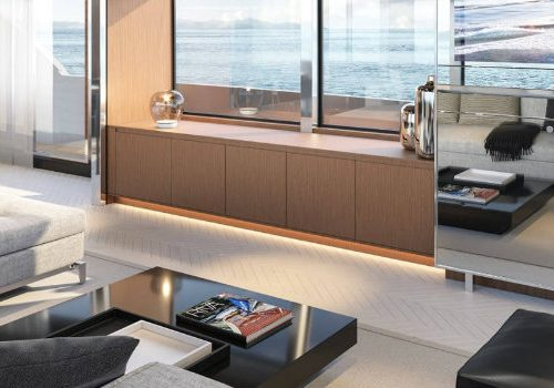 The Riva 90 Argo yacht made its premiere in Miami: have a look! riva 90 argo yacht The Riva 90 Argo yacht made its premiere in Miami: have a look! FEATURE 9 500x350