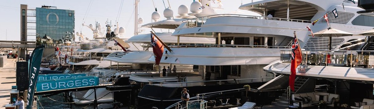 superyacht show Superyacht Show 2019: all you need to know for the event FEATURE