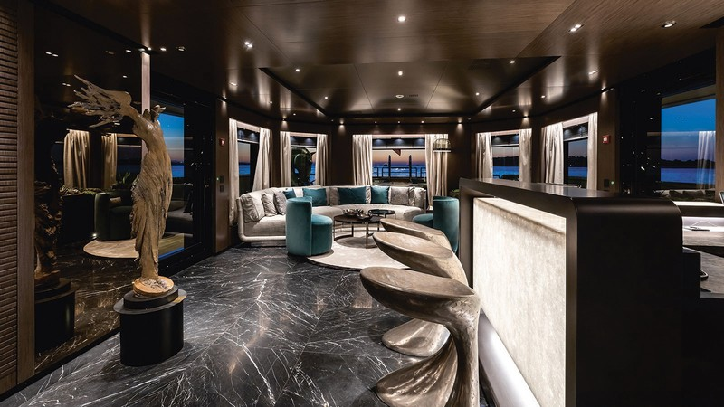 Find The 10 Most Stylish Yacht Design Trends For 2019