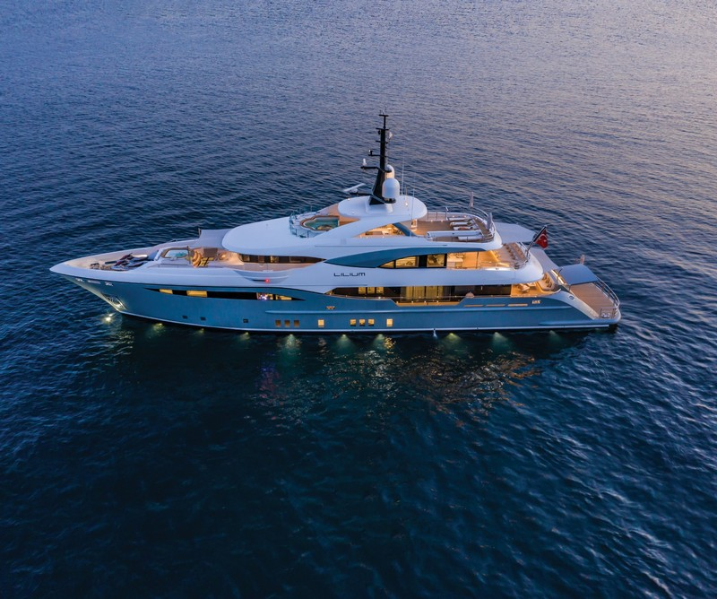 Have a look Inside the Stunning Lilium Yacht! [object object] Have a look Inside the Stunning Lilium Yacht! Have a look Inside the Stunning Lilium Yacht 5