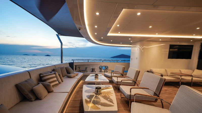 Have a look Inside the Stunning Lilium Yacht! [object object] Have a look Inside the Stunning Lilium Yacht! Have a look Inside the Stunning Lilium Yacht 6