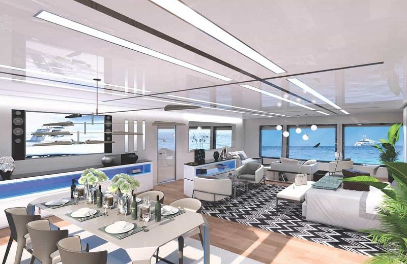hybrid explorer yacht Admire Gill Schmid's New Superyacht Project, The Hybrid Explorer Yacht Admire Gill Schmids New Superyacht Project The Hybrid Explorer Yacht 3