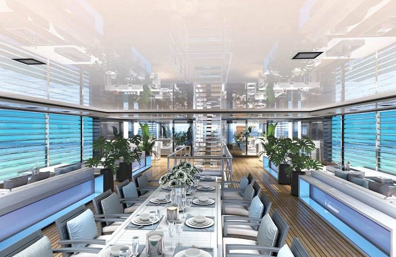 hybrid explorer yacht Admire Gill Schmid's New Superyacht Project, The Hybrid Explorer Yacht Admire Gill Schmids New Superyacht Project The Hybrid Explorer Yacht 5
