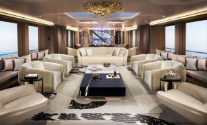 Be Inspired By The Most Bespoke Pieces On Yacht Interiors