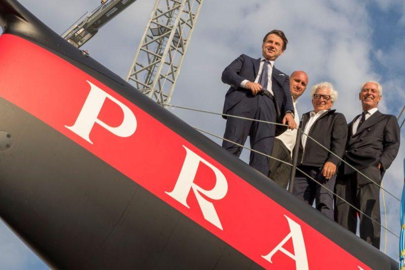 Prada Debuts New Boat Monohull, The Luna Rossa AC75 luna rossa ac75 Prada Debuts New Boat Monohull, The Luna Rossa AC75 Prada Debuts New Boat Monohull The Luna Rossa AC75 1 e1571242142786