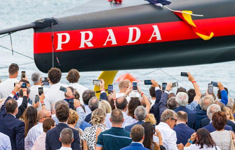 Prada Debuts New Boat Monohull, The Luna Rossa AC75 luna rossa ac75 Prada Debuts New Boat Monohull, The Luna Rossa AC75 Prada Debuts New Boat Monohull The Luna Rossa AC75 2 1 e1571241257253