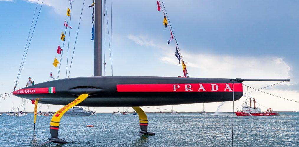Prada Debuts New Boat Monohull, The Luna Rossa AC75 luna rossa ac75 Prada Debuts New Boat Monohull, The Luna Rossa AC75 Prada Debuts New Boat Monohull The Luna Rossa AC75 4 1 1014x500