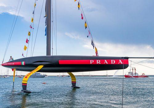 Prada Debuts New Boat Monohull, The Luna Rossa AC75 luna rossa ac75 Prada Debuts New Boat Monohull, The Luna Rossa AC75 Prada Debuts New Boat Monohull The Luna Rossa AC75 4 1 500x350