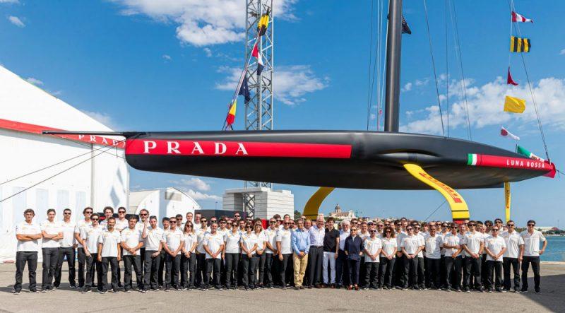 Prada Debuts New Boat Monohull, The Luna Rossa AC75 luna rossa ac75 Prada Debuts New Boat Monohull, The Luna Rossa AC75 Prada Debuts New Boat Monohull The Luna Rossa AC75 5 1 e1571242195885
