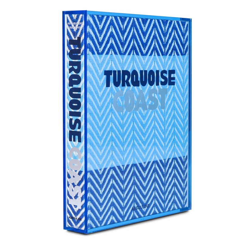 The Turquoise Coast Trend Book That You Need For The Yacht Lifestyle