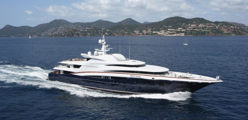 antigua charter yacht show 2019 Antigua Charter Yacht Show 2019: Top 5 Yachts Displaying At The Event Antigua Charter Yacht Show 2019 Top 5 Yachts Displaying At The Event1 e1573639982360