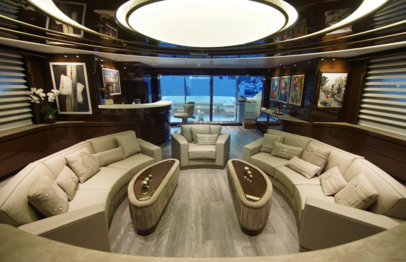 hargrave custom yachts Hargrave Custom Yachts Debuted Two Amazing Vessels At FLIBS 2019 Hargrave Custom Yachts Debuted Two Amazing Vessels At FLIBS 2019 2 e1572878729166