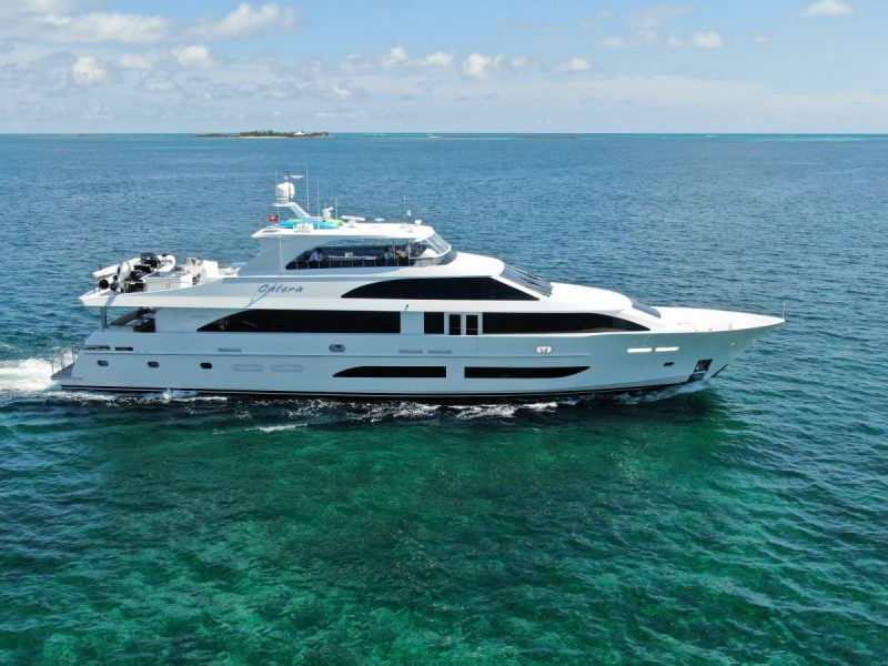 Hargrave Custom Yachts Debuted Two Amazing Vessels At FLIBS 2019 hargrave custom yachts Hargrave Custom Yachts Debuted Two Amazing Vessels At FLIBS 2019 Hargrave Custom Yachts Debuted Two Amazing Vessels At FLIBS 2019 3 e1572878637661