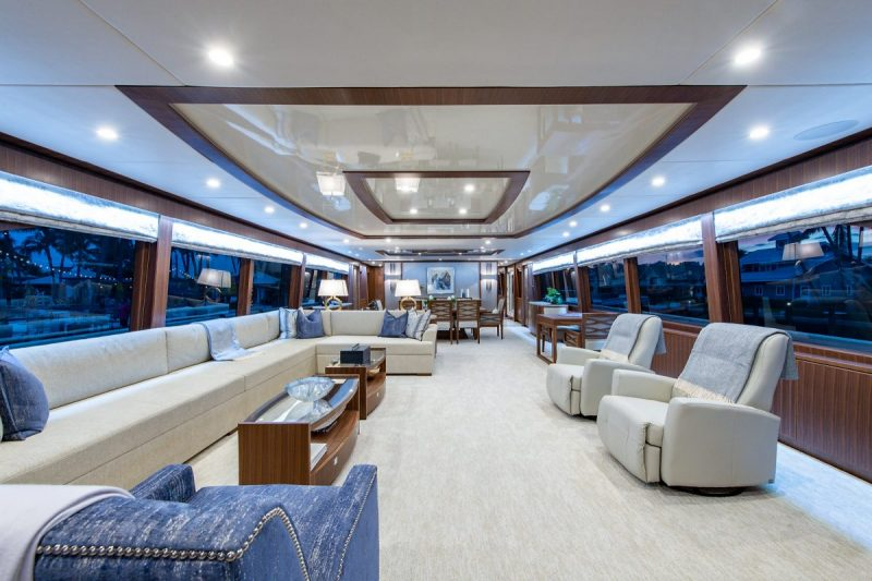 Hargrave Custom Yachts Debuted Two Amazing Vessels At FLIBS 2019