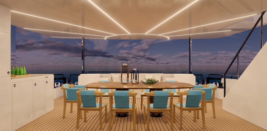 horizon yachts Horizon Yachts Unveils The New FD92 Yacht Model Horizon Yachts Unveils The New FD92 Yacht Model 1014x500