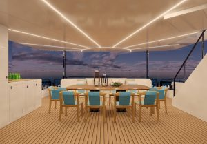 Horizon Yachts Unveils The New FD92 Yacht Model