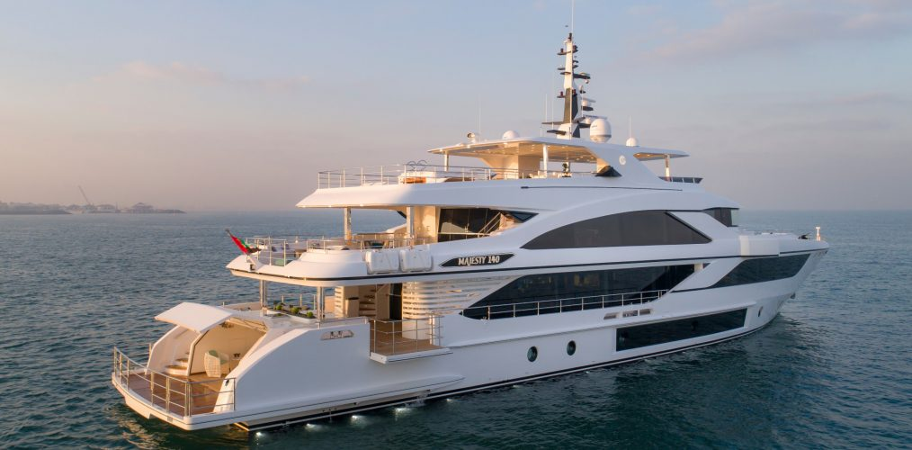 majesty 140 Majesty 140 Crowned The Best Of Show At FLIBS 2019 Majesty 140 Crowned The Best Of Show At FLIBS 2019 5 1014x500