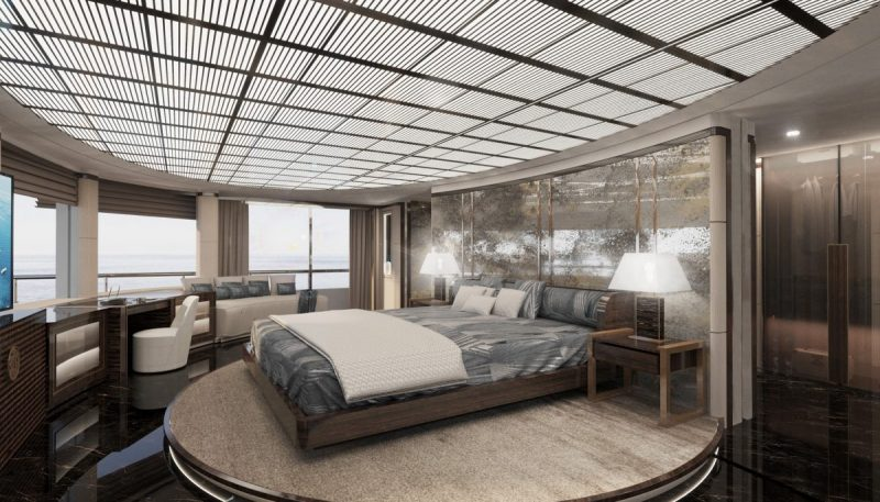 Meet Pulina Exclusive Interiors, The Yacht Design Specialized Studio