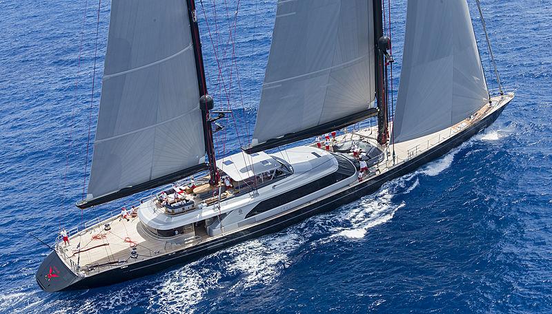 seahawk Seahawk, Perini Navi's Sailing Yacht Has Been Sold Seahawk Perini Navis Sailing Yacht Has Been Sold 2