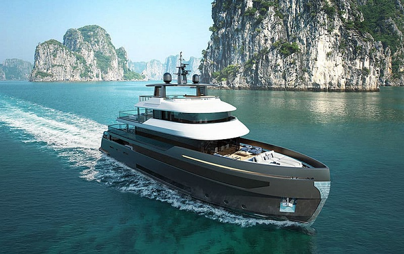 b.yond 37m B.Yond 37M, The Brand New Yacht From Benetti Yachts B