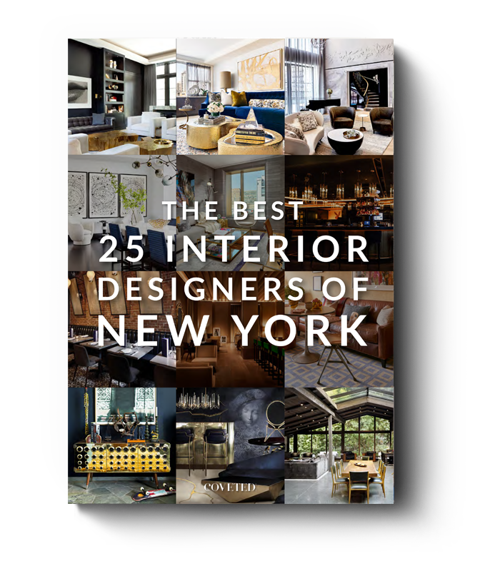 Be The First To Get The Ebook Featuring the Best 25 Designers From NYC