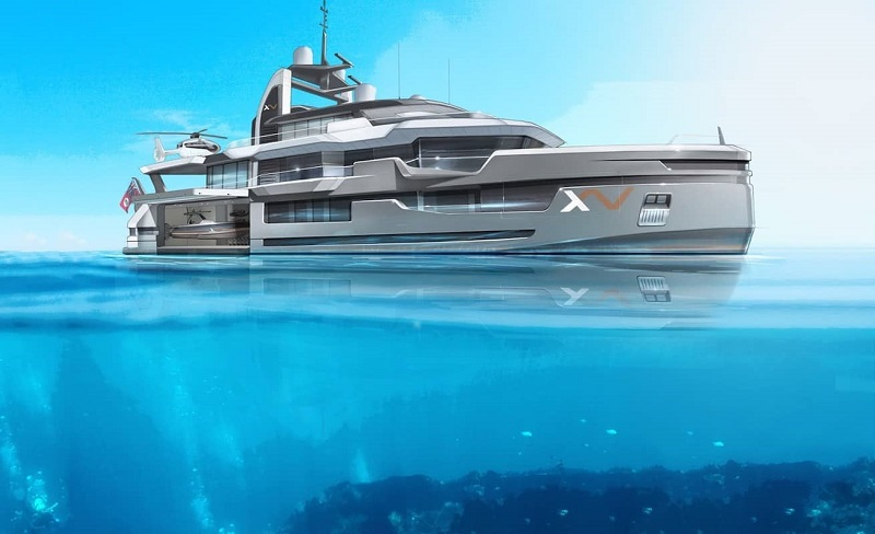 heesen yachts xventure 5 Heesen Yachts XVenture 5: New Vessel By Heesen Yachts And Winch Design Heesen Yachts XVenture 5 New Vessel By Heesen Yachts And Winch Design