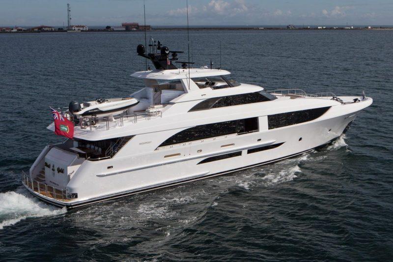 westport yachts Meet Westport Yachts, America's Yacht Builders Meet Westport Yachts Americas Yacht Builders 3 scaled e1576164658815