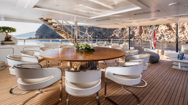 benetti Meet the 63-Meter Superyacht From Benetti Meet the 63 Meter Superyacht From Benetti